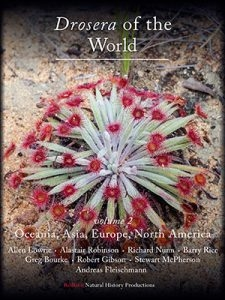 Drosera of the World, Volume II: Oceania, Asia, Europe, North America